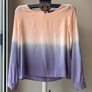 Gypsy 05 silk ombré blouse